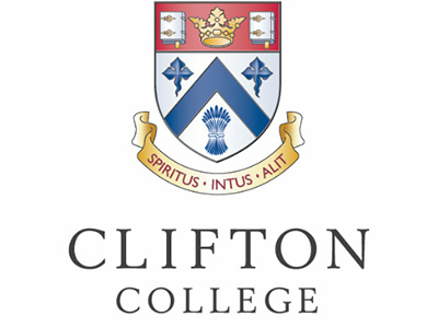 Logo of Clifton College.
