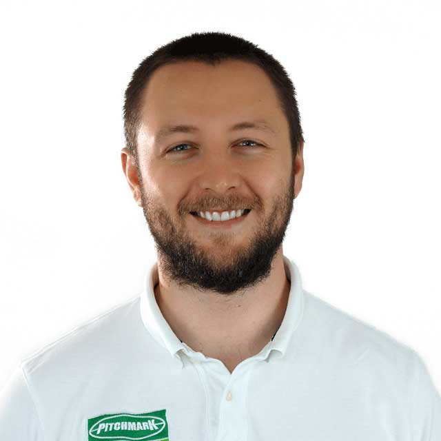 Photo of Darren Rodman, Marketing Manager at Pitchmark.
