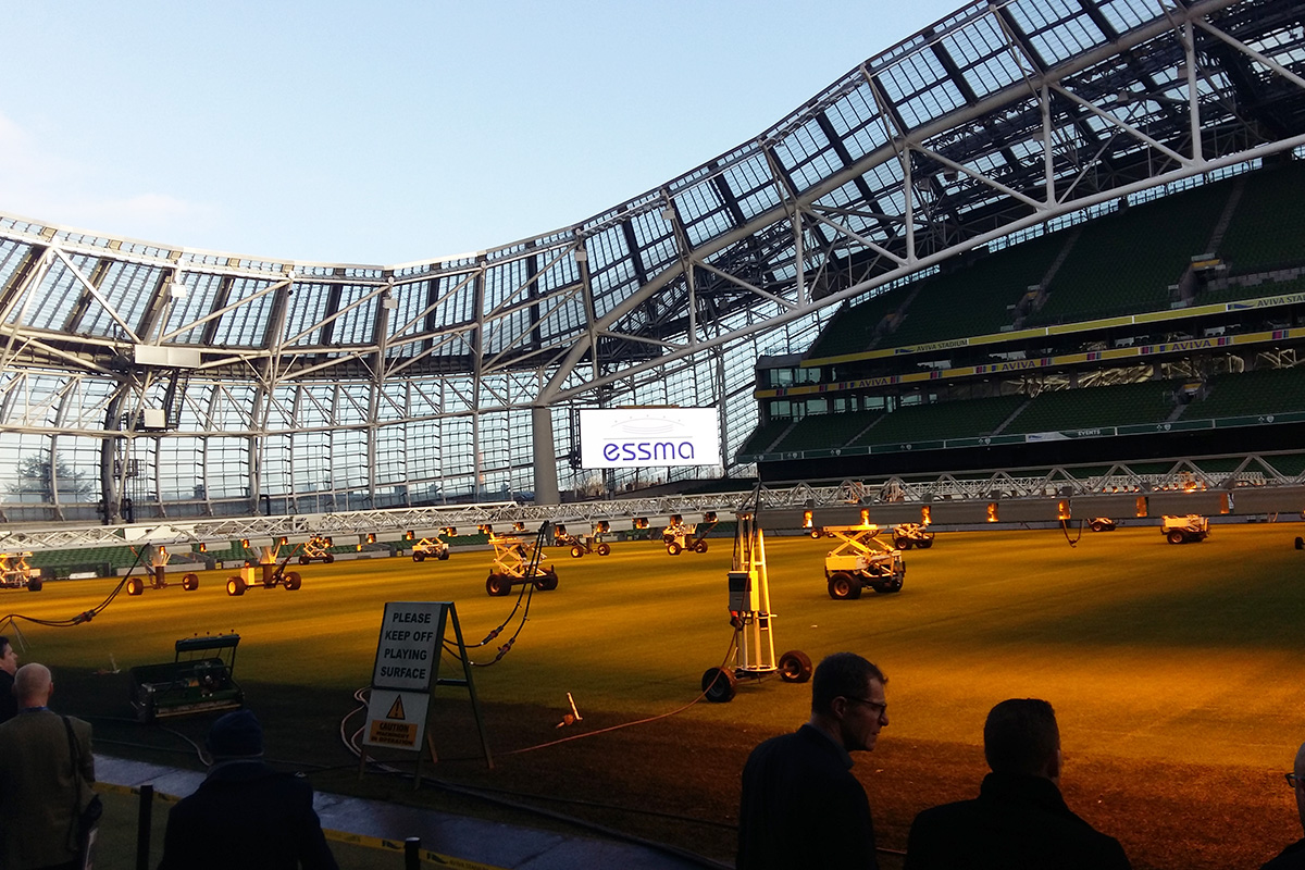 Pitchmark attend ESSMA Summit 2018 and Visit Croke Park.