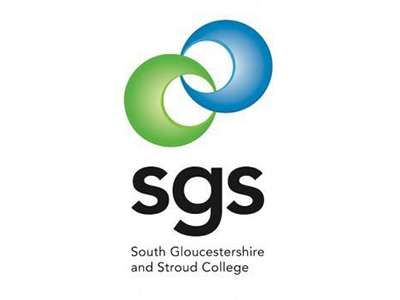 Logo of South Gloucestershire and Stroud College